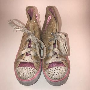 """Skechers """"Twinkle Toes"""" Shoes Size 13"""